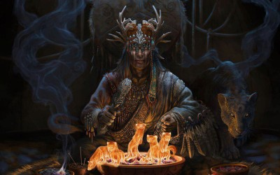 Shamanism and Psychedelics